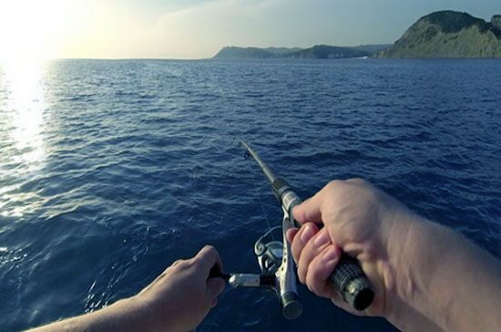 на что ловить рыбу в черном море с берега в сочи